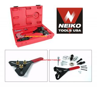 Auto Air Conditioning Clutch Hand Tool Set Automotive Remover
