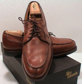 Allen Edmonds Stockbridge Chili Oxford Casual or Dress Shoe 9 A