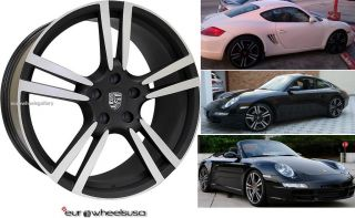Brand new set of four 19 PR5 turbo style wheels / rims for