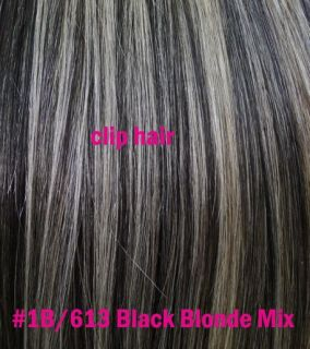 Remy Real Human Hair Extensions DIY Full Head All Color 15 24
