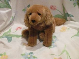 Animal Alley Plush Golden Retriever Puppy Lab Stuffed 2000 Dog