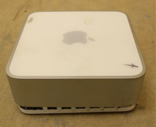 Apple Mac Mini A1103 Late 2005 922 6678 076 1163 Top Bottom Case