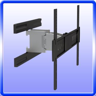 ARTICULATING TV WALL MOUNT PLASMA LCD LED 32 37 42 45 47 52 60   3 YR