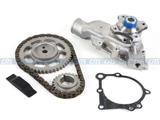 Engine Timing Chain Water Pump Kit 99 06 Jeep Grand Cherokee 4 0L OHV