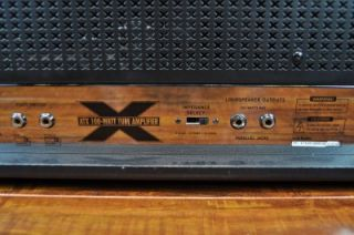 52 ATX 100 100 Watt Tube Metal Rock Guitar Amplifier Amp