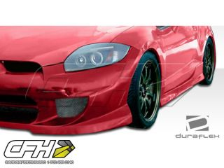 Mitsubishi Eclipse Eternity SIDE SKIRTS Kit Auto Body 07 12 Excellent
