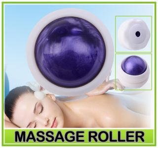 New Massage Roller Ball Exerciser Body Hand Muscle Stress Reliever