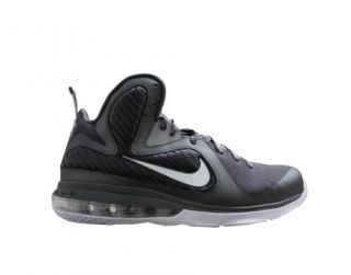 GS Cool Grey White Silver Big Kids Basketball Shoes 472664 005