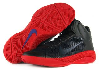 Nike Zoom Hyperfuse Sz 10 5 Mens Basketball Shoes New