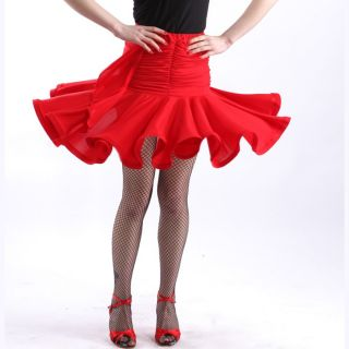 NEW Latin salsa cha cha tango Ballroom Dance dress #HB101 skirt