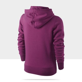 Nike YA76 Brushed Fleece Kids Hoodie 506184_646_B