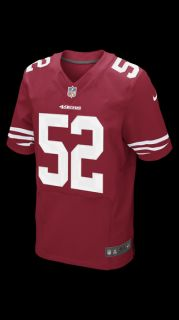 NFL San Francisco 49ers (Patrick Willis) Mens Football