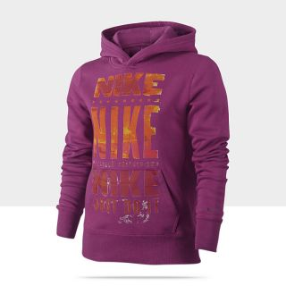 Nike YA76 Brushed Fleece Kids Hoodie 506184_646_A