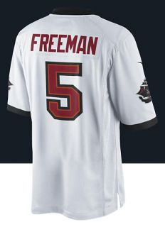 Josh Freeman Mens Football Away Limited Jersey 479193_100_B
