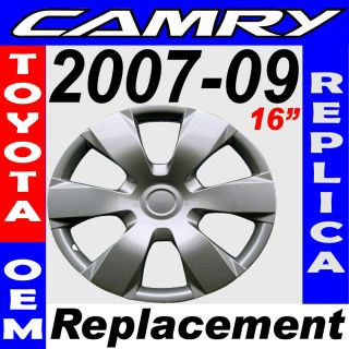 2009 TOYOTA CAMRY 16 Wheel Cover Hub Caps (Fits 2009 Toyota Camry
