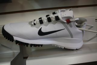 2013 Nike Tiger Wood TW 13 Golf Shoes For Men in Color White w