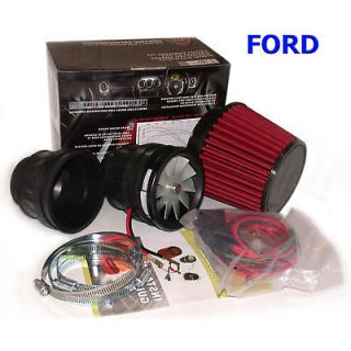 Ford Intake Supercharger Kit Turbo Chip Performance (Universal Fitment