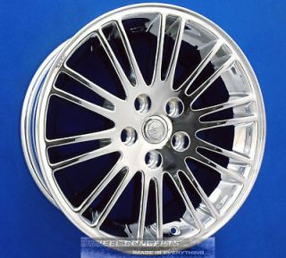 Newly listed CHRYSLER 300 17 INCH CHROME WHEELS RIMS DODGE CHARGER