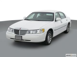 Lincoln Town Car 2001 Executive