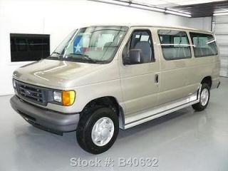 Ford  E Series Van WE FINANCE 2007 FORD E 350 XL 5.4L V8 12
