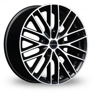 16 Borbet BS5 Alloy Wheels & Nankang NS 2 Tyres   SAAB 9 5 (01 05