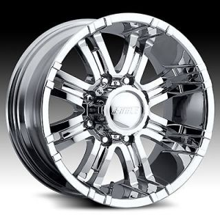 17 X 9 AMERICAN EAGLE 197 DODGE RAM FORD F150 DURANGO DAKOTA CHROME