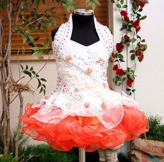 glitz pageant dress 4t in Clothing,