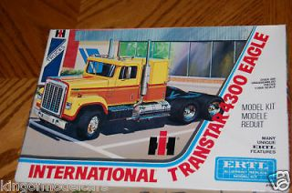 ertl international transtar 4300 eagle truck  88