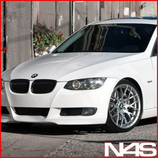 19 BMW E92 328 335 COUPE AVANT GARDE M359 SILVER CONCAVE STAGGERED