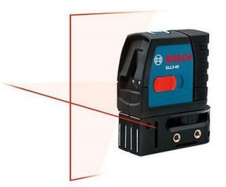 brand new bosch gll2 40 self leveling cross line laser