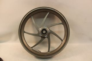 Ducati 1198S 1198 Streetfighter S Forged Marchesini Front Wheel Rim 17