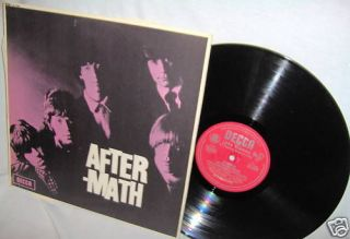 ROLLING STONES AFTERMA​TH UK MONO DECCA LK 4786 rock LP