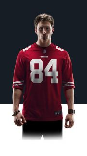 49ers Randy Moss Mens Football Home Game Jersey 468966_695_A_BODY