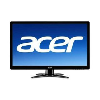 Acer 21 5 LED Widescreen Monitor VGA DVI D G226HQL BBD
