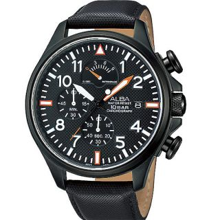 AS6087X1 AS6087X Alba Mens Chronograph Watch