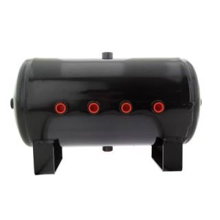 Air Lift Air Tank 5 Gallon 8 Ports 0 500 NPT 12 00 Height 20 000