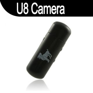 Aries DVR U8 USB DISK Hidden Video Camera Recorder Flash Drive DV