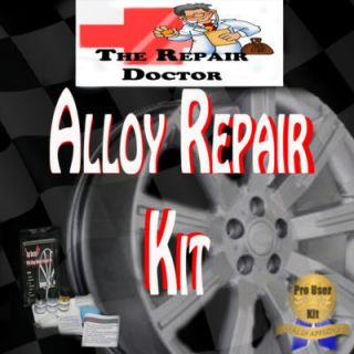 BMW ALLOY WHEEL RIM Scuffs Repair Kit CAR ACCESSORIES SCRATCH REMOVAL