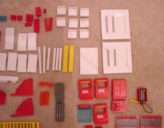 Tonka Search Rescue Operation Fire Truck Building Toy Spare Parts