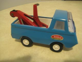 Tonka Mound Minn Tow Truck Wrecker Vintage Great Condition Free Ship