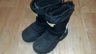 Ski Doo Ski Doo Skidoo Baffin Youth Child Kid Kids 12 Boots