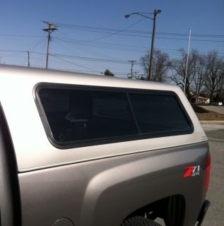 Truck Bed Topper Cap for Chevy Silverado