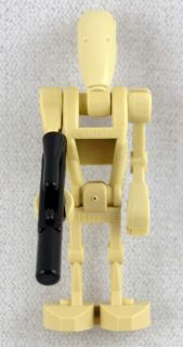 Star Wars Lego Battle Droid Mini Figure w Medium Blaster