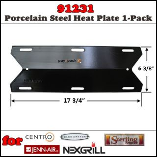 PayandPack Costco Kirkland BBQ Gas Grill Steel Heat Plate Shield MBP