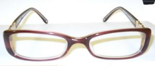 bcbg max azria sasha women s eyeglasses brown 53 x 15