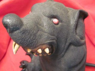 Large Scary Giant Rat Halloween Prop Ugly Rat Haunted House Scenery