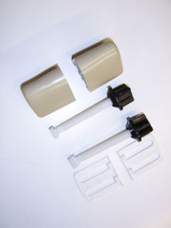 Replacement Toilet Seat Hinges Celmac 18 Colours