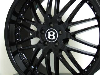 22 Bentley Continental GT GTC Flying Spur Wheels Rims