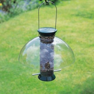 Yankees Seattle Rain Guard Dome for Droll Yankee Bird Feeders
