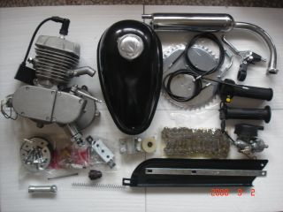Performance 2 Stroke Engine 48cc Bicycle Bike Engine Kit Motorized